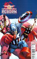 Captain America Reborn (2009 Marvel) 4B