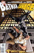Batman Doc Savage Special (2009 DC) 1B
