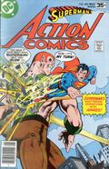 Action Comics (1938 DC) Mark Jewelers 483MJ