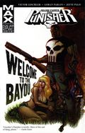 Punisher Frank Castle Welcome to the Bayou TPB (2009 Marvel MAX) 1-1ST