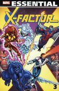 Essential X-Factor TPB (2005-2012 Marvel) 1st Edition 3-1ST