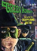 Green Hornet The Case of the Disappearing Doctor HC (1966 Whitman) 1-1ST
