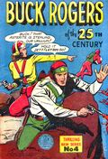 Buck Rogers of the 25th Century (circa 1955 Australian) 4