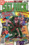 Sgt. Rock (1977) Mark Jewelers 317MJ