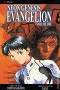 Neon Genesis Evangelion TPB (2004- Action/Viz Media Edition) 1-REP