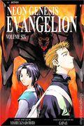 Neon Genesis Evangelion TPB (2004- Action/Viz Media Edition) 6-REP