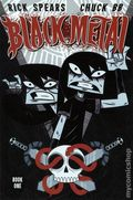 Black Metal GN (2007-2014 One-Time Assembly Digest) 1-1ST