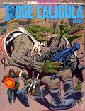 Judge Caligula TPB (1982 Titan Books) The Chronicles of Judge Dredd 2-REP