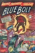 Blue Bolt (circa 1955 Australian) 1