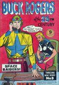 Buck Rogers of the 25th Century (circa 1955 Australian) 3