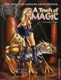 Douglas Shuler Sketchbook A Touch of Magic SC (2000) 1-1ST