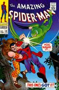 Amazing Spider-Man (1963 1st Series) UK Edition 49UK