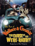 Art of Wallace and Gromit Curse of the Were-Rabbit SC (2005) 1-1ST