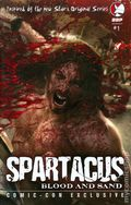 Spartacus Blood and Sand (2009 Devils Due) 1B