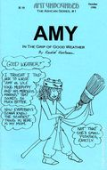 Amy Unbounded The Ashcan Series 1