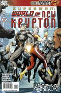 Superman World of New Krypton (2009) 11A
