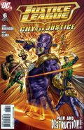 Justice League Cry for Justice (2009) 6