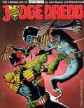 Judge Dredd TPB (1982-1989 Titan Books) The Chronicles of Judge Dredd 1-REP