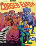 Cursed Earth TPB (1982 Titan Books) The Chronicles of Judge Dredd 2-1ST