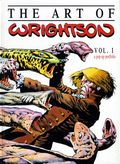 Art of Wrightson HC (1996 A Pop-Up Portfolio) 1-1ST