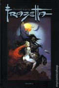 Fantastic Worlds of Frank Frazetta HC (2008) 2-1ST