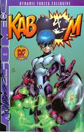 Kaboom (1997 1st Series) 1DFSIGNED