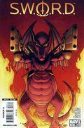 SWORD (2009 Marvel) 3
