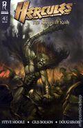 Hercules the Knives of Kush (2009 Radical) 4B