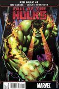 Fall of the Hulks Red Hulk (2010) 1