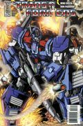 Transformers (2009 IDW) 3A