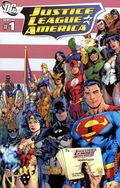 Justice League of America Special (2009) 1