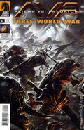 Aliens vs. Predator Three World War (2009 Dark Horse) 1A