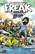 Fabulous Furry Freak Brothers (Rip Off Press) #13, 1st Printing