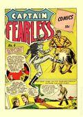 Captain Fearless (1944) Holyoke One-shot 6