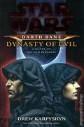 Star Wars Darth Bane Dynasty of Evil HC (2009 Novel) 1-1ST