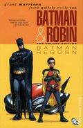 Batman and Robin HC (2010-2011 DC) The Deluxe Edition 1-1ST