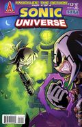 Sonic Universe (2009) 12