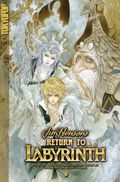 Return to Labyrinth GN (2006-2010 Tokyopop Digest) 2-REP