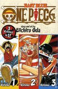 One Piece TPB (2009- Viz) 3-in-1 Volume 1-3-1ST