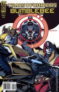 Transformers Bumblebee (2009 IDW) 2A