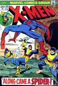 Uncanny X-Men (1963 1st Series) Mark Jewelers 83MJ