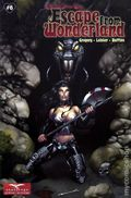 Grimm Fairy Tales Escape from Wonderland (2009 Zenescope) 6A