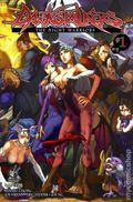 Darkstalkers The Night Warriors (2010 Udon) 1A
