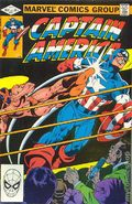 Captain America (1968 1st Series) Mark Jewelers 271MJ