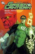 Green Lantern Secret Origin TPB (2010 DC) 1st Edition 1-1ST