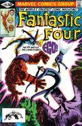 Fantastic Four (1961 1st Series) Mark Jewelers 235MJ