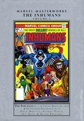 Marvel Masterworks Inhumans HC (2009) 2-1ST