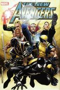 New Avengers HC (2007-2011 Marvel) Deluxe Edition by Brian Michael Bendis 4-1ST
