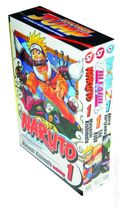 Naruto/Bleach/Dragon Ball Z 3-Pack Gift Set (2009) 1-SET
