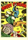 Rusty Dugan (1944) Holyoke One-shot 2